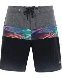 Quiksilver Pantalons de plage - Gris