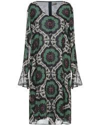 Maliparmi Kurzes Kleid - Grün