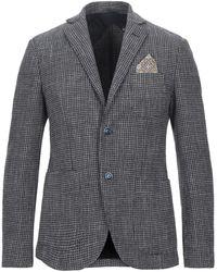 AT.P.CO Suit Jacket - Blue