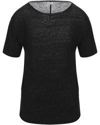 DISTRETTO 12 Camiseta - Negro