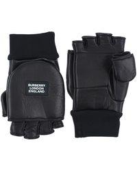 Burberry Gloves - Black