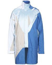 Reebok Overcoat - Blue