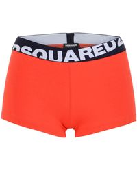 DSquared² Shorty - Rouge