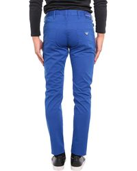 Emporio Armani Pants - Blue