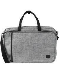 Herschel Supply Co. Work Bags - Gray