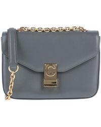 Celine Cross-body Bag - Grey