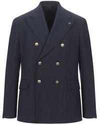 Gabriele Pasini Suit Jacket - Blue