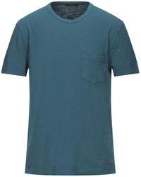 The Gigi T-shirt - Blue
