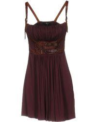 Sky - Short Dress - Lyst
