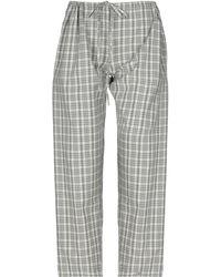 B'Sbee Casual Pants - Gray