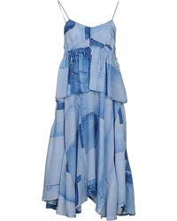 Zucca | 3/4 Length Dresses | Lyst