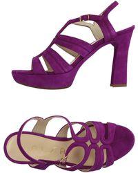 Unisa Sandals - Purple