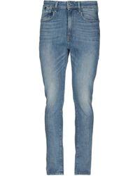 G-Star RAW Pantalon en jean - Bleu