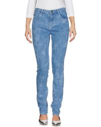 Sonia by Sonia Rykiel - Denim Trousers - Lyst