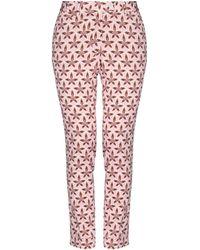 Nolita Casual Trousers - Multicolour