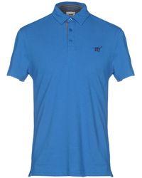 Henry Cotton's Polo - Bleu