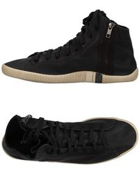 Osklen Sneakers abotinadas - Negro