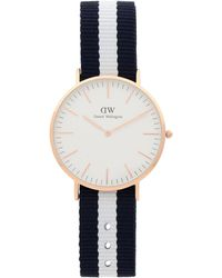 Daniel Wellington Wrist Watch - Blue