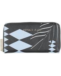 Versace Jeans Wallet - Black