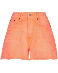 Polo Ralph Lauren Denim Shorts - Orange