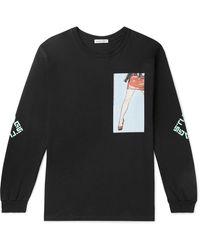 Flagstuff T-shirt - Black
