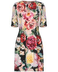 Dolce & Gabbana Vestito corto - Rosa