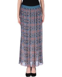 Pinko - Long Skirt - Lyst