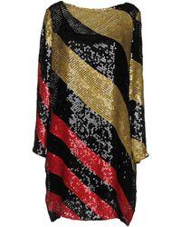 Sonia Rykiel Short Dress - Black