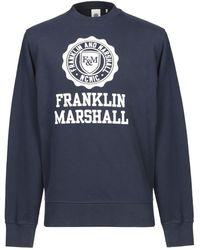 Franklin & Marshall Sudadera - Azul