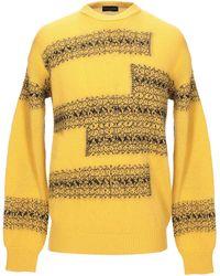 Roberto Collina Sweater - Yellow