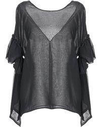 Annarita N. Blouse - Black
