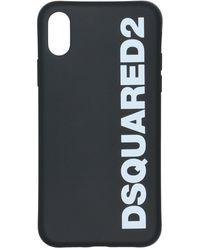 DSquared² Carcasas y fundas - Negro