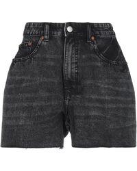 Cheap Monday Shorts jeans - Nero