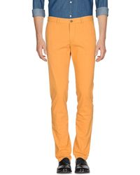 Maestrami - Casual Trousers - Lyst