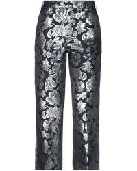 Max Mara Casual Pants - Blue