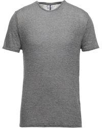 DISTRETTO 12 Camiseta - Gris
