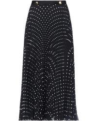 Prada Long Skirt - Black