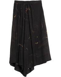Y's Yohji Yamamoto Pantalons courts - Noir