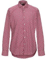 Xacus Shirt - Red