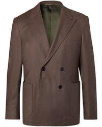 Camoshita Suit Jacket - Multicolor