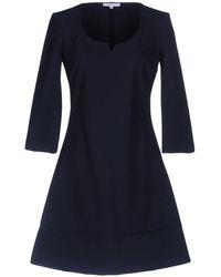 Patrizia Pepe - Short Dress - Lyst