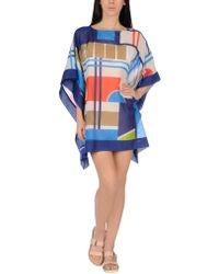 DSquared² Beach Dress - Blue