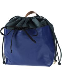 Marni Backpacks & Fanny Packs - Blue
