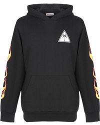 Palm Angels Sweatshirt - Schwarz