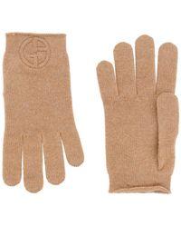 Giorgio Armani Gloves - Natural