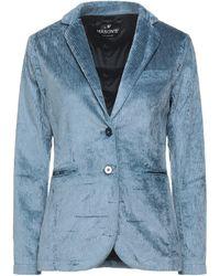 Mason's Suit Jacket - Blue