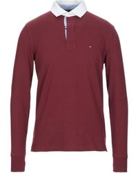 Tommy Hilfiger Polo Shirt - Red
