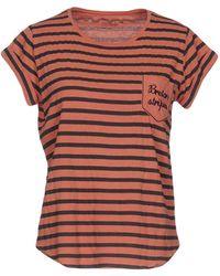 Leon & Harper - T-shirt - Lyst