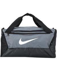 Nike Duffel Bags - Grey