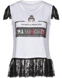 Anna Rachele T-shirt - Bianco
